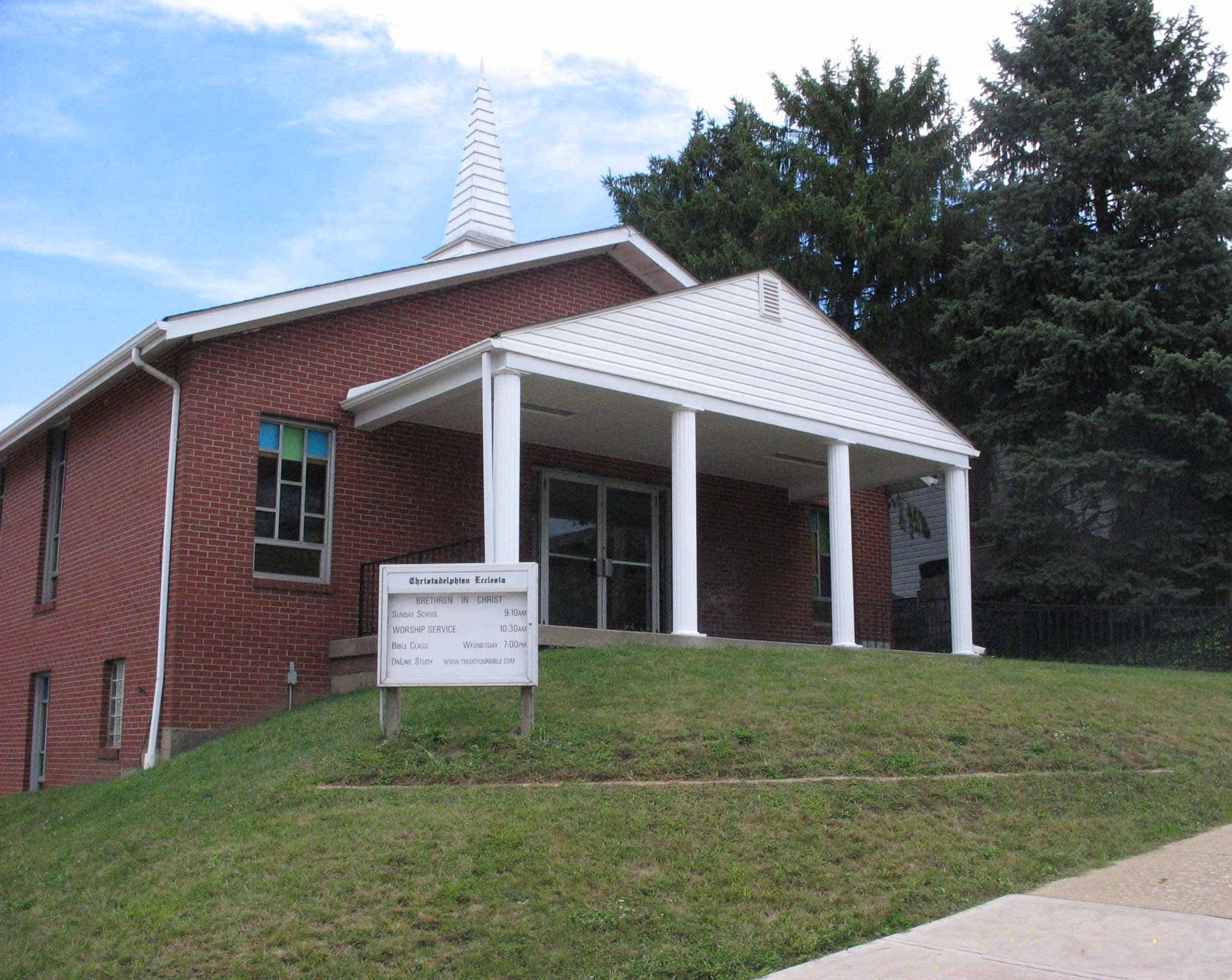 Pittsburgh Ecclesia Meeting Hall